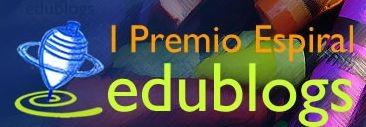 PREMIO EDUBLOGS: UNHA PROPOSTA  CHEA DE ILUSIÓNS